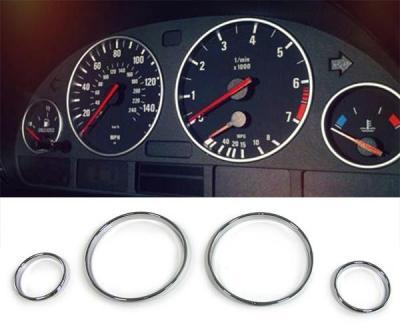 Фото Кольца в щиток приборов BMW E39