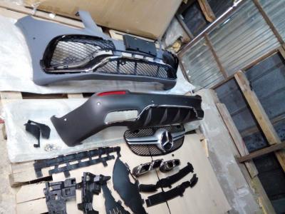 Фото Комплект обвеса AMG для Mercedes GLC (X253) 2015-...