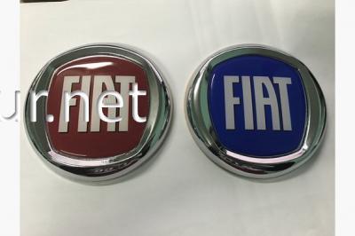 Фото Эмблема FIAT задняя на Fiat Fiorino 2008-…