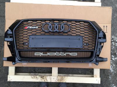 Фото Решетка радиатора RSQ3 для Audi Q3 (2015-...) 8U0853651S T94