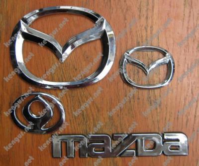 Фото Значки эмблемы на Mazda
