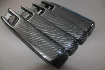 Фото Карбоновые накладки дверных ручек G-Class W463