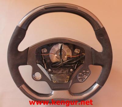 Фото Карбоновый Руль на Ferarri F430