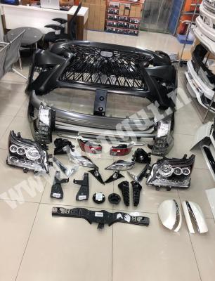 Фото Комплект рестайлинга на Lexus GX 460 (2010-2013)