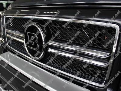 Фото Решетка радиатора Mercedes Benz G63/G65 Brabus