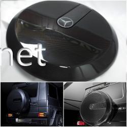 Карбон крышка запасного колеса с эмблемой Mercedes G-Class  AMG W463