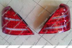 Задние фонари, стопы на Mercedes W221 S-class A2218201364, A2218201464