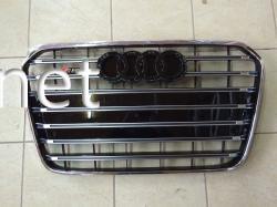 Решетка радиатора Audi A6 стиль S6 2012-2014