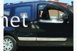 Накладки на двери Fiat Fiorino 2008-…