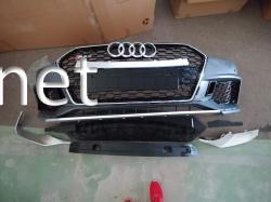 Передний бампер Audi A4 стиль RS4 2017