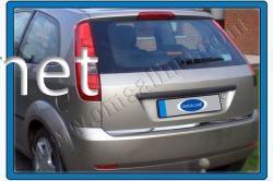 Накладка на нижнюю кромку багажника Ford Fiesta 2002-2008