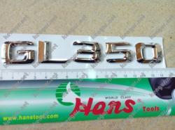 Надпись GL350