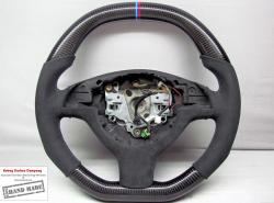 Карбоновый руль на BMW E46