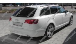 Спойлер Audi A6 #242198