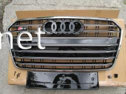 Решетка радиатора Audi A7 стиль S7 2015-