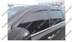 Дефлекторы дверей, ветровики Volkswagen Touareg