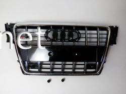 Решетка радиатора Audi A4 стиль S4 2008-2011