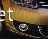 Окантовка противотуманных фар Fiat Doblo 2010-2015