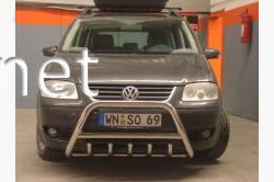 Защита передняя - кенгурятник VW Touran 2003-3015