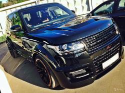 Обвес Lumma CLR R на Range Rover Voque L405 (2013-...)