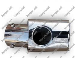 Насадка на выхлопную трубу Toyota Land Cruiser Prado 150