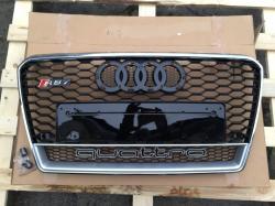 Решетка радиатора RS7 Quattro на Audi A7 (2011-2015)