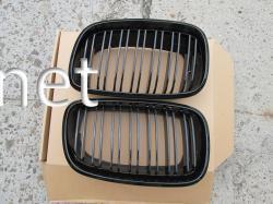 Решетка радиатора BMW X5 E70 ноздри M стиль