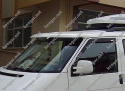 Козырек на лобове стекло VW T4