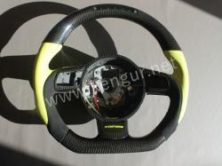 Карбоновый руль Audi R8