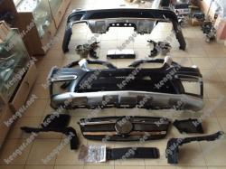 Комплект обвеса стиль AMG  Mercedes-Benz GL-Class X166