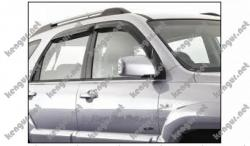Дефлекторы дверей, ветровики Kia Sportage