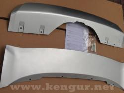 Накладки переднего и заднего бампера BMW X5 F15 51777294371