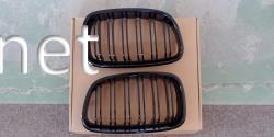 Решетка радиатора - ноздри BMW F20