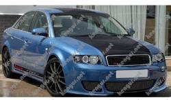 Пороги Audi A4(B6)
