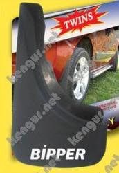 Брызговики Peugeot Bipper задние