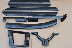 Карбоновый салон BMW E46 Trim Kit (9x)
