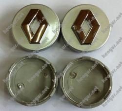 Колпачки в литые диски Renault Trafic