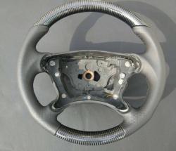 Руль карбоновый AMG оригинал E Class W211