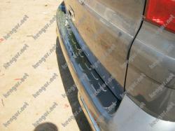 Хром Накладка на задний бампер Volkswagen T5 (нерж.)