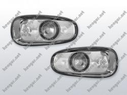 Повороты на Opel Astra G KBOP02