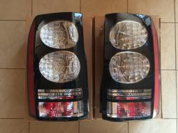 Задние фонари Land Rover Discovery 4 рестайлинг