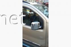 Накладки на зеркала Fiat Fiorino 2008-…