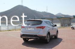 Накладки на стопы (Clover) Hyundai Santa Fe 2010-2013