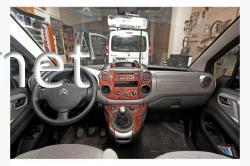 Накладки на панель Citroen Berlingo 2008-2018
