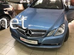 Решетка радиатора Diamond (silver) Mercedes W207 2014-2016