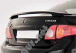 Спойлер Toyota Corolla на багажник