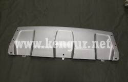 Renault Duster Дифузор переднего бампера (SkitPlate) 620728255R