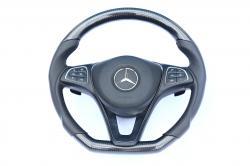 Руль карбоновый Mercedes Benz A Class W176 AirBag
