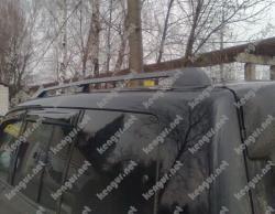 Рейлинги на Mitsubishi Pajero Wagon IV 7661A120  756A119