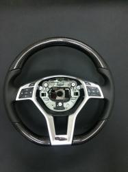 Руль карбоновый Mercedes Benz AMG W218 CLS Class